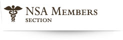 Log In for NSA (Neurological Society of Alabama) Members