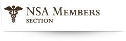 Log In for NSA (Neurological Society of Alabama) Members