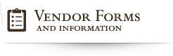 Vendor Forms for Neurological Society of Alabama Conference